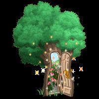 Hidden Garden Tree