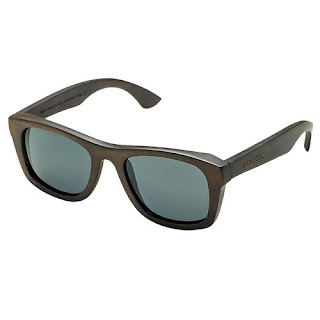 Woodie Spec.com Ebony Wood Sunglasses Giveaway. Ends 7/7