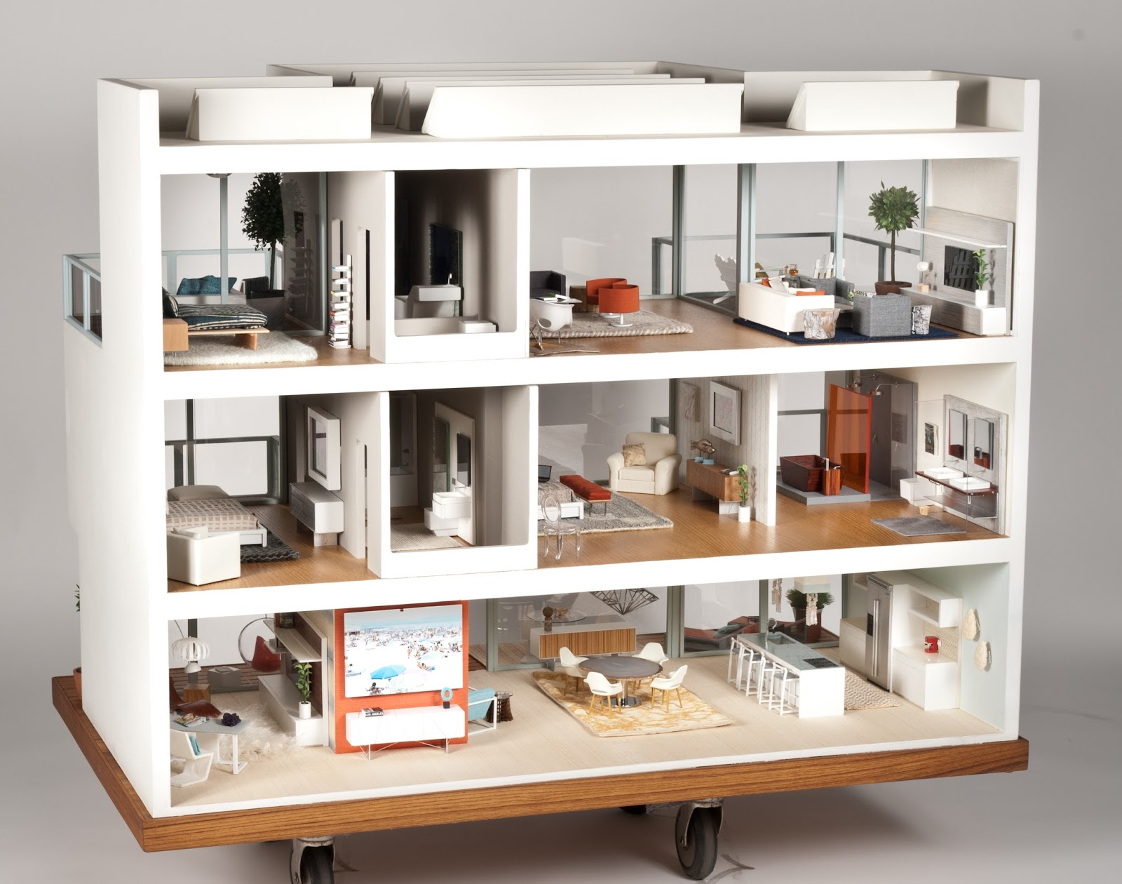 10 Dolls Houses Every Grown Up Kid Would Want To Play With