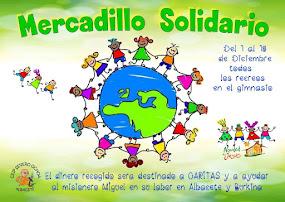 Mercadillo Solidario 2015