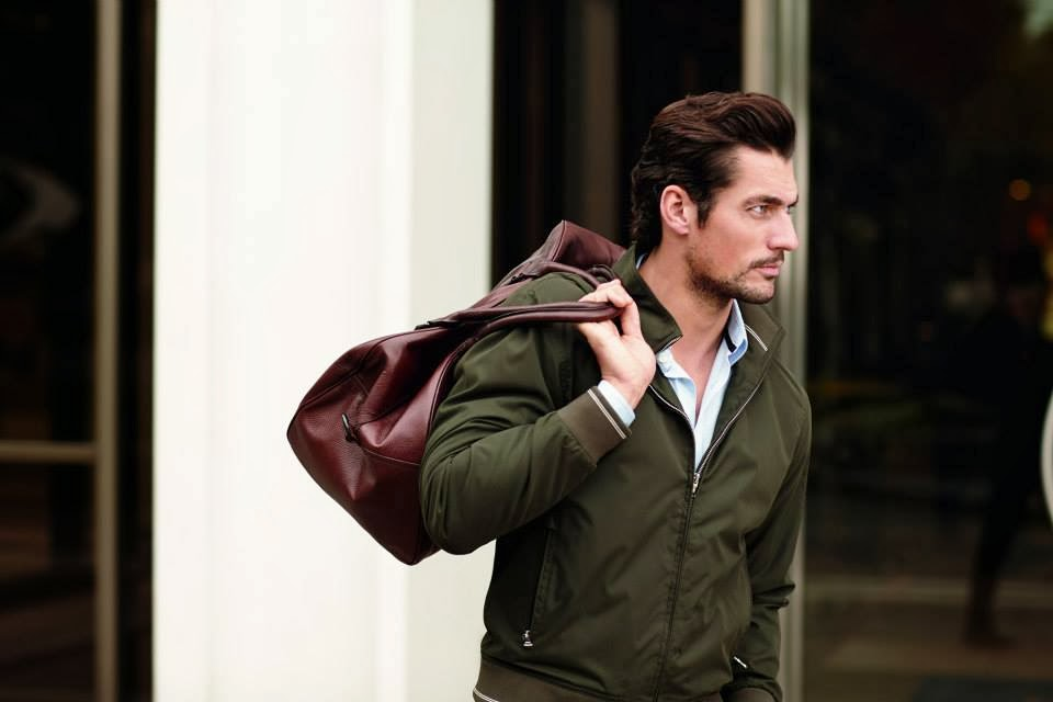 2014 spring collection david james gandy