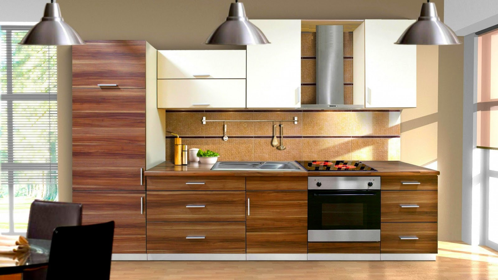 Kitchen Cabinets Pune Gemini Properties 2bhk Residential Apartment For Sale In Chandan