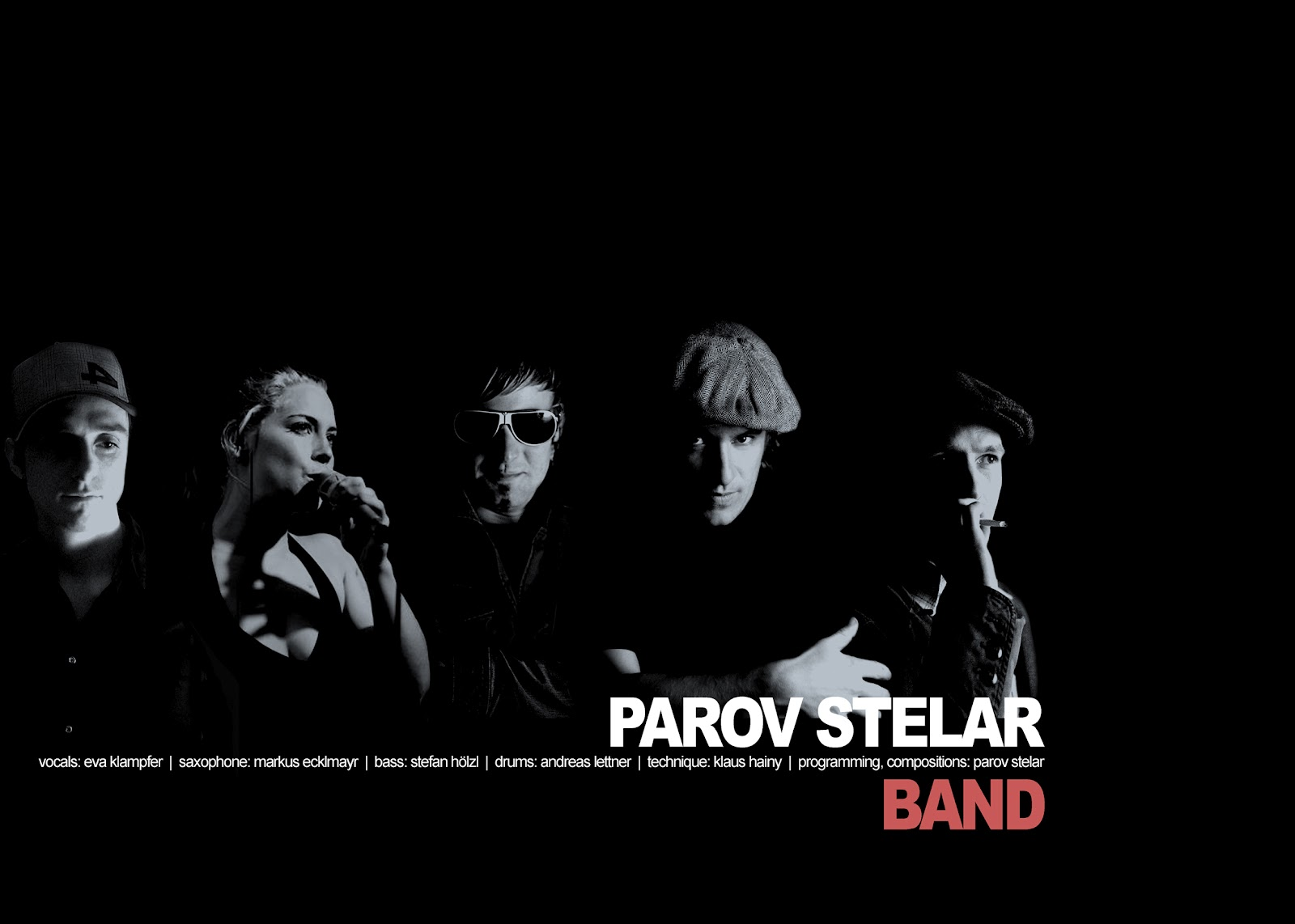 Parov Stelar - The Mojo Radio Gang