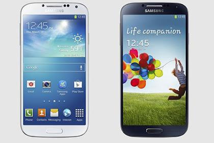 Foto dan Spesifikasi Samsung Galaxy S4