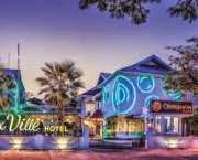Hotel Murah di Kota Padang - d'Ox Ville Hotel Maven Padang