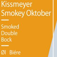 Etiket Kissmeyer Smokey Oktober
