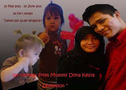 "1st Contest from Mummy Dona Kesya "" Sedondon """