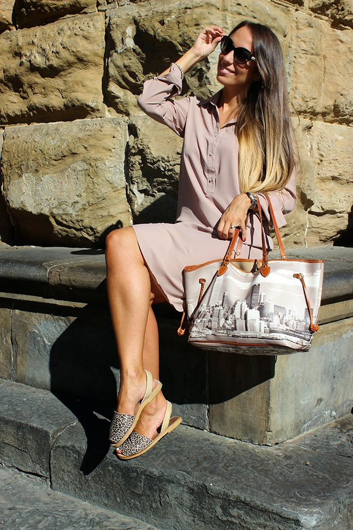 neutral tones outfit