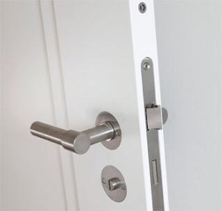 Manivelas para puerta conoce el cierre de ba o con - Puertas para el bano ...