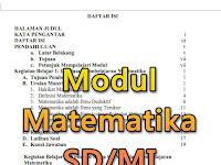 Modul Pembelajaran Matematika SD/MI