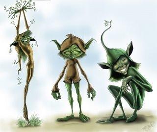 Uma bruxa como eu elementais da terra gnomos e duendes for Enanos jardin traen mala suerte