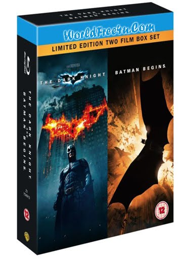 Poster Of Batman Duology In Hindi English Dual Audio 300MB Compressed Small Size Pc movies Free Download Only At worldfree4u.com