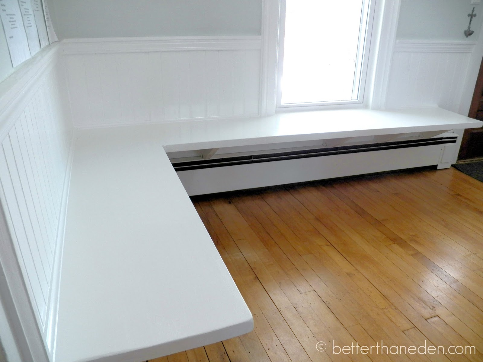 The Floating Built In Kitchen Bench Better Than Eden