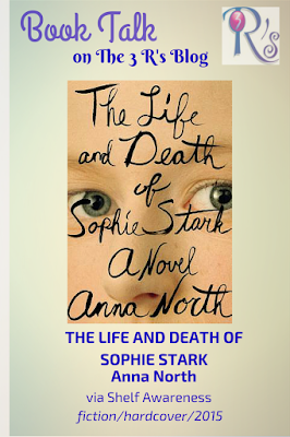 book review THE LIFE AND DEATH OF SOPHIE STARK Anna North fiction