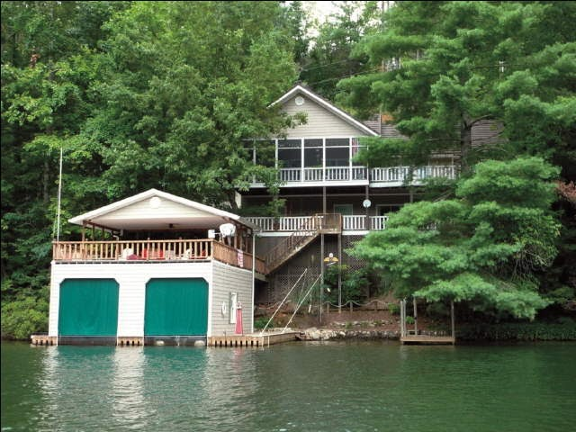 Lake Rabun Lake Burton And Seed Lake Real Estate New