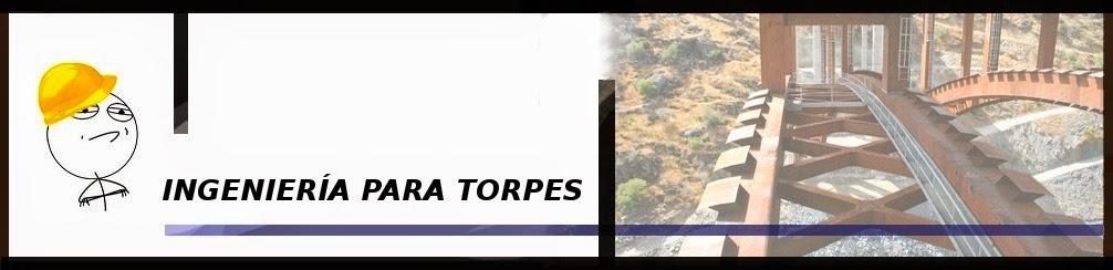INGENIERIA PARA TORPES