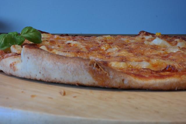 Die Bauknecht Jetchef Premium MW 179IN Mikrowelle und Pizza - Geht das überhaupt!?