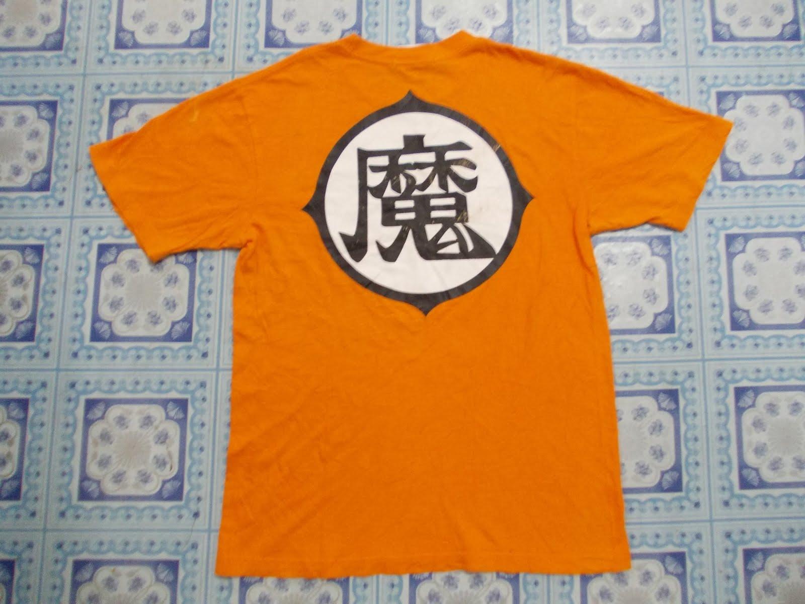 Bundle Beginner Dragon Ball Piccolo Majumia Logo Sold Out Baju Bayi Jumper Dragonball