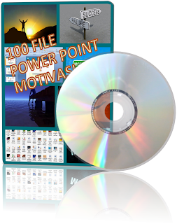 cd 100 file power point motivasi