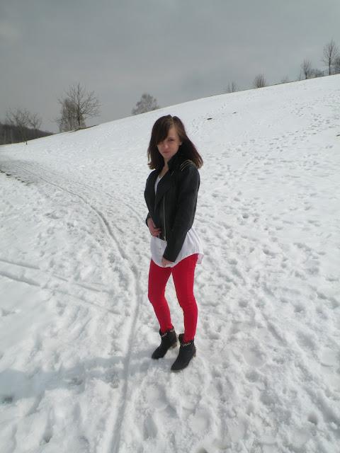 `bo śnieg...