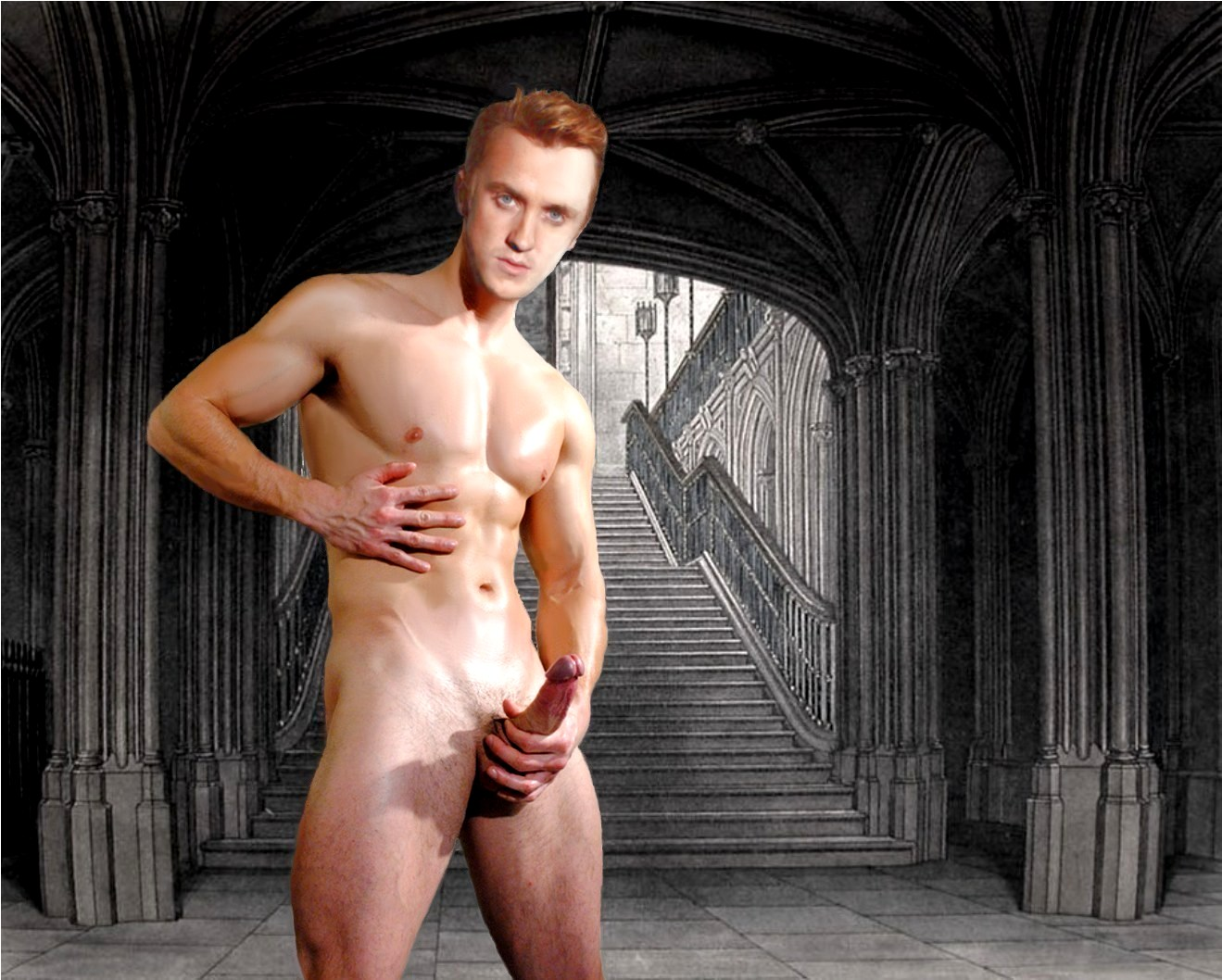 from Layne photos tom felton nude
