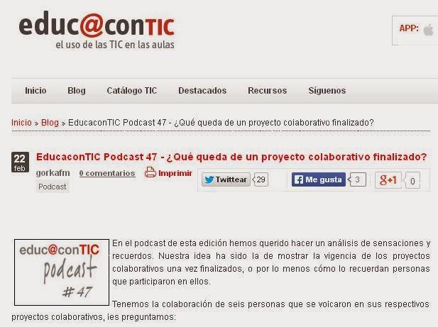 http://www.educacontic.es/blog/educacontic-podcast-47-que-queda-de-un-proyecto-colaborativo-finalizado