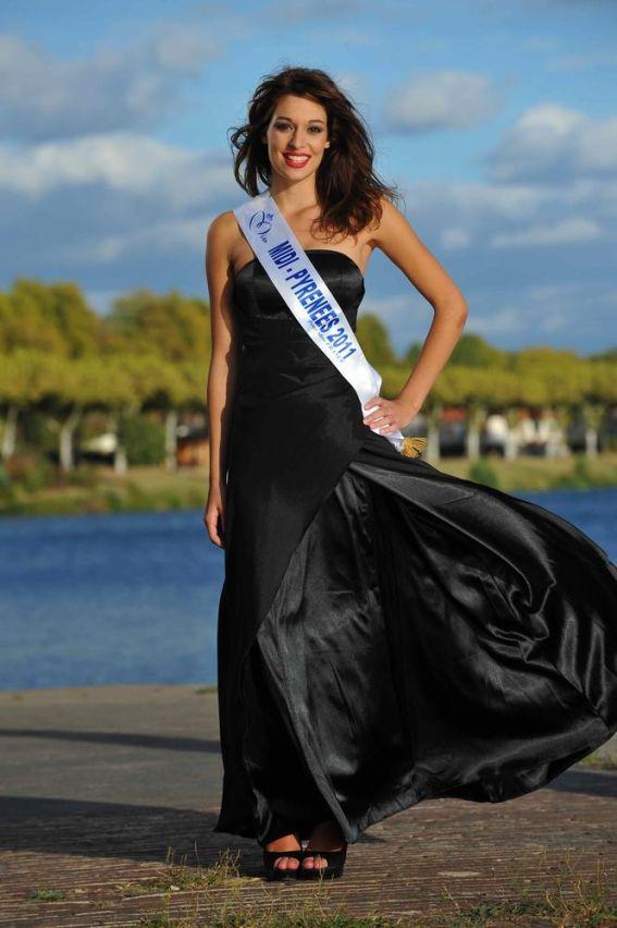 Miss Midi Pyrenees-Laura Madelain