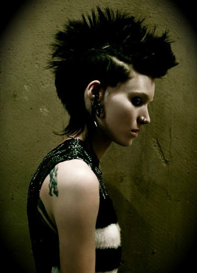 Cult film freak the girl with the dragon tattoo 2011 for The girl with the dragon tattoo story