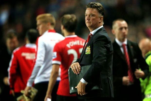 Man United 'Buang' Pemain Tewas Kepada MK Dons 4-0, info sukan, bola sepak, Manchester united,
