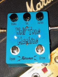 Gear Review - Retromans Wolf Tone Machine