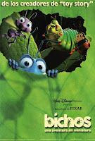pelicula Bichos una Aventura en Miniatura (1998)