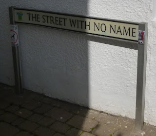 Teignmouth is home to The Street With No Name!?
