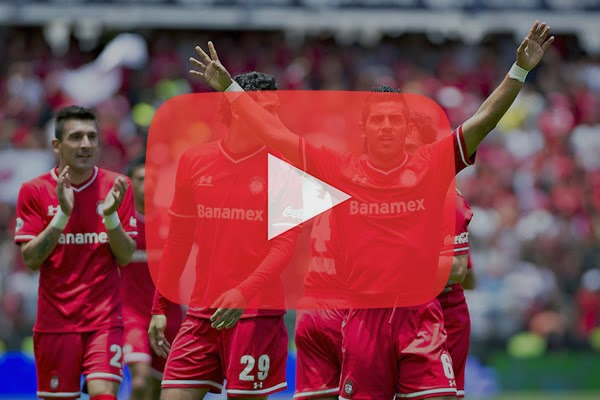 Toluca vs Cruz Azul En Vivo