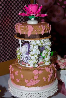 bolo festa infantil