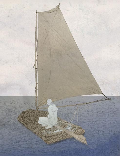 Baltico, embarcacion, dibujo