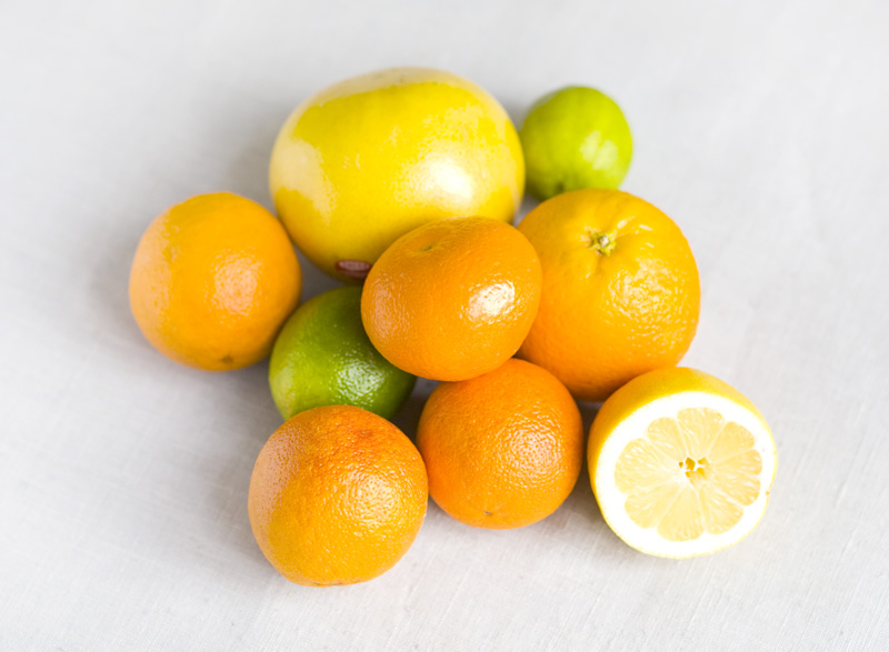 The Goodness of Oranges and Citrus Fruits
