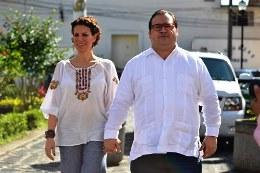 PGR congela cuentas de Karime Macías