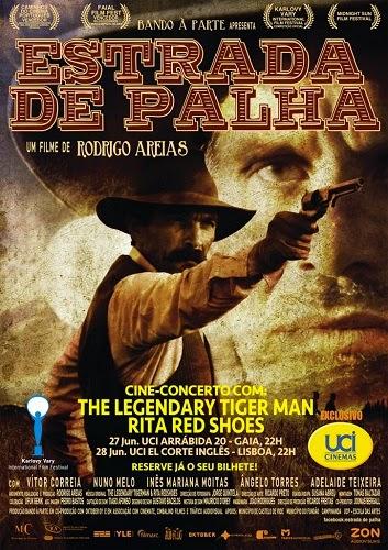 Estrada de Palha 2012 ταινιες online seires xrysoi greek subs