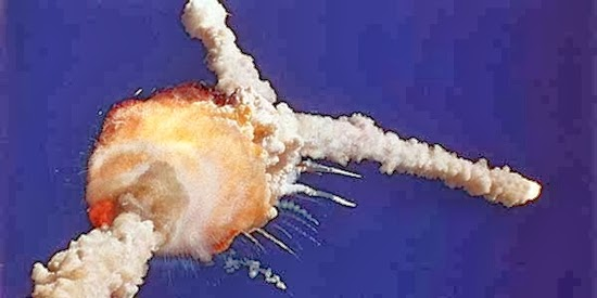 28 Januari: Tragedi Meledaknya Pesawat Ulang-alik Challenger
