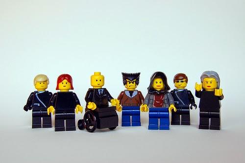 Lego X-Men