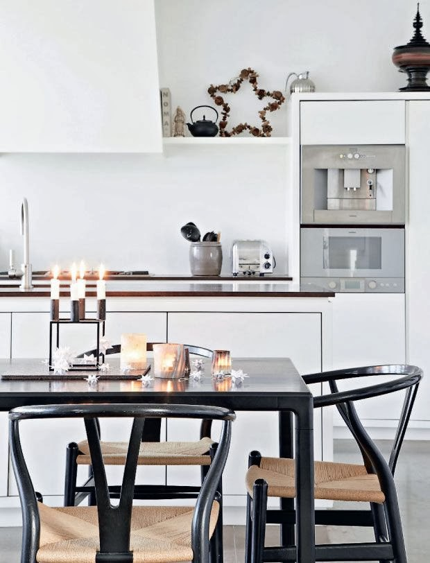 Appunti di casa sei stili per la zona pranzo special for Stili di casa