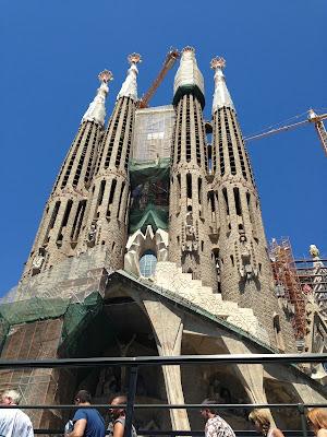 храм Святого Семейства, Барселона, Испания