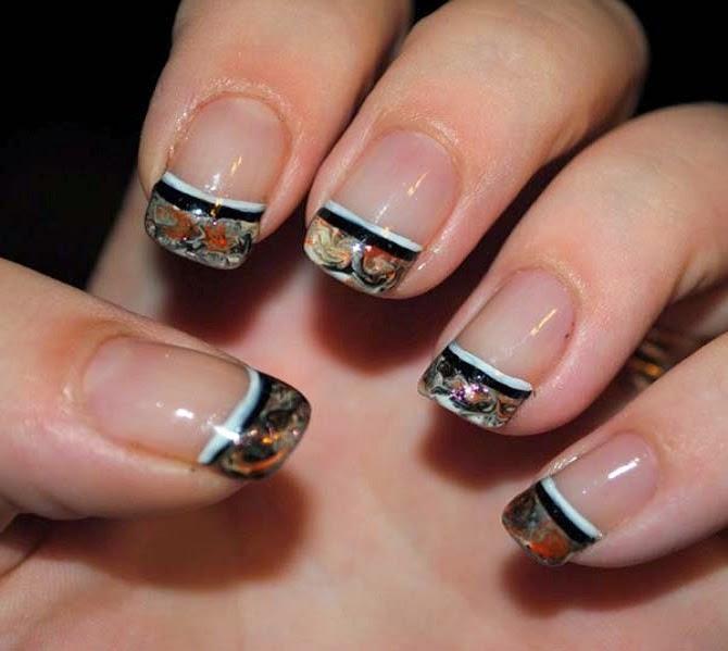 Uñas - Nails Modernas 2015 - 2016