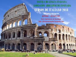 Cursos de Lengua Italiana 2018