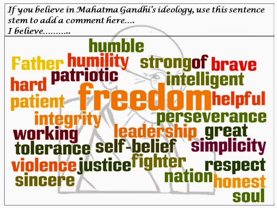 principles of gandhi Defending the mahatma i have nothing new to teach the world truth and non-violence are as old as the hills this is what mk gandhi said about his principles which revolutionized the world he dreamt that we inculcate those ethics and values and practice in our daily system.