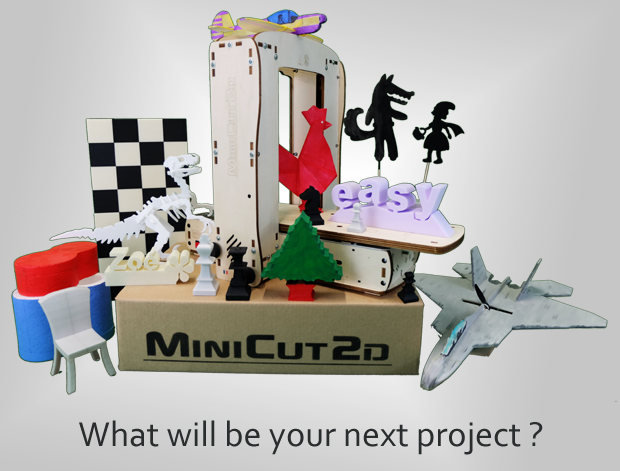 MiniCut2d features and details