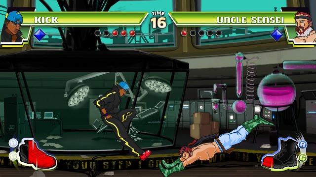 Divekick PC Games Gameplay