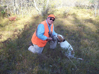 Lu Retrieving a Grouse
