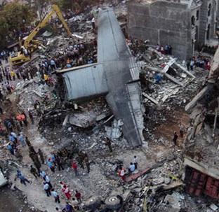 Pernyataan Resmi Presiden Jokowi Terkait Tragedi Jatuhnya Hercules C-130