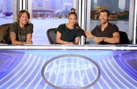 American Idolon ETC